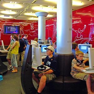 Интернет-кафе Песчанокопского