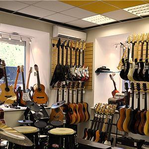 Музыкальные магазины Песчанокопского