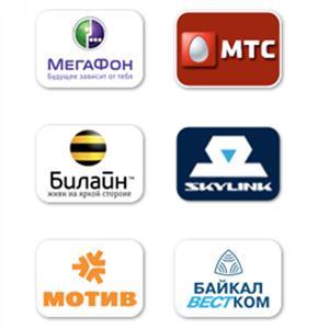 Операторы сотовой связи Песчанокопского