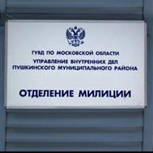 Отделения полиции Песчанокопского