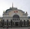 Железнодорожные вокзалы в Песчанокопском